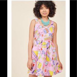 ModCloth Carnival Dress